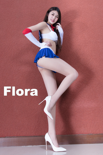 Flora [Beautyleg]HD高清影片 2018.08.23 No.883