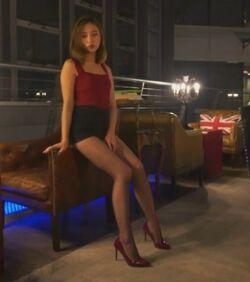 果哥出品 �C 嫩模长腿句号妹妹10分钟白金版写真视频 [1V]