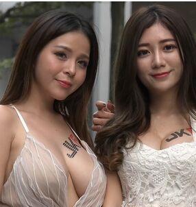 2019黄金娱乐成 KF女郎时装外拍2[mp4/149M]